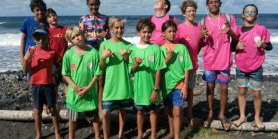 Finales de Polynésie USSP Surf